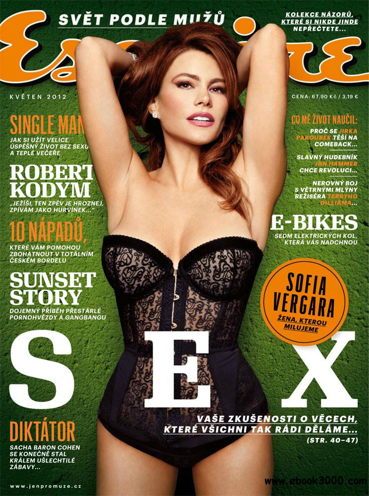 Esquire May 2012 (Czech Republic) free download