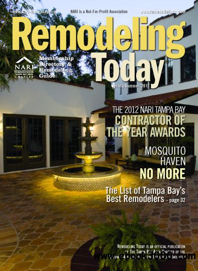 Remodeling Today Tampa Bay - Spring/Summer 2012 free download