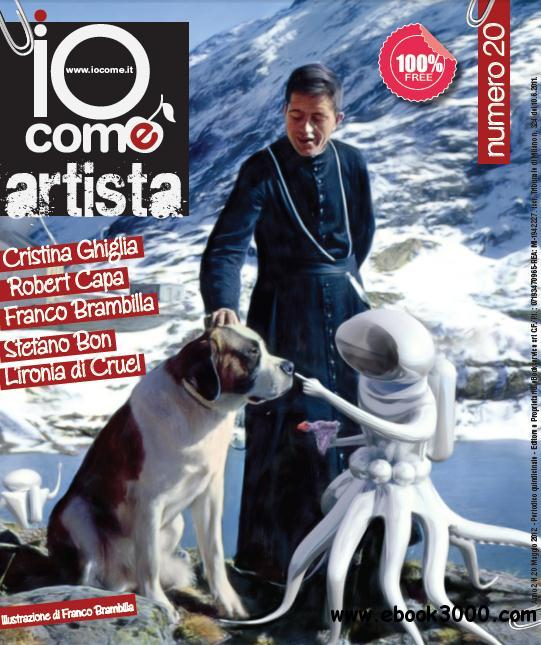 IO Come Artista - Maggio 2012 (N 20) free download