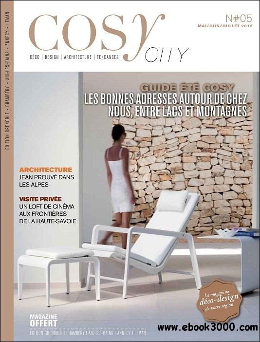 Cosy City - Mai-Juillet 2012 free download