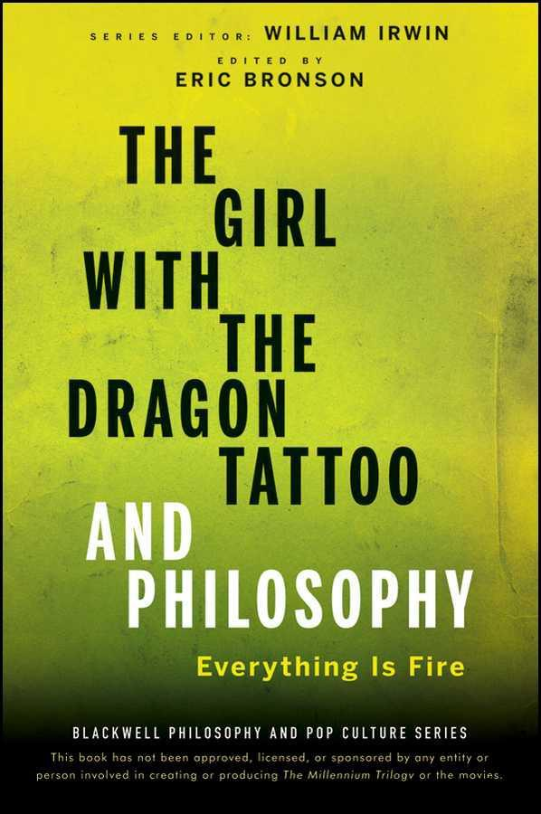 The Girl With The Dragon Tattoo Ebook