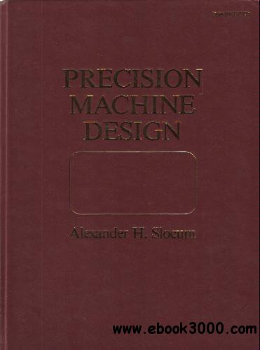 Precision Machine Design free download