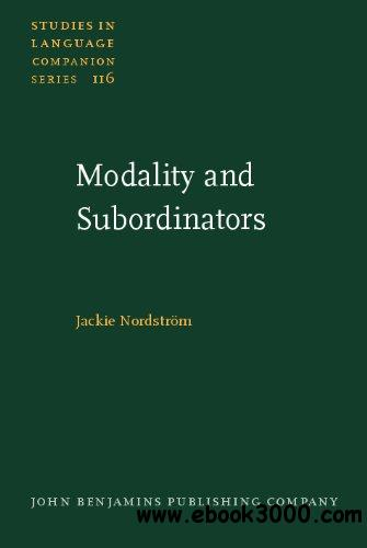 Modality and Subordinators download dree