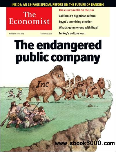 The Economist Audio Edition - May 19th -25th 2012 download dree