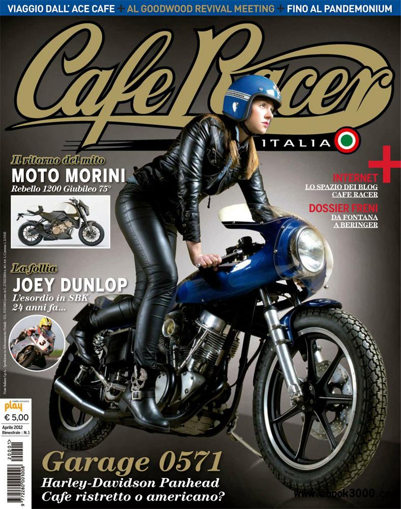 cafe racer aprile maggio 2012 italy free ebooks download. Black Bedroom Furniture Sets. Home Design Ideas