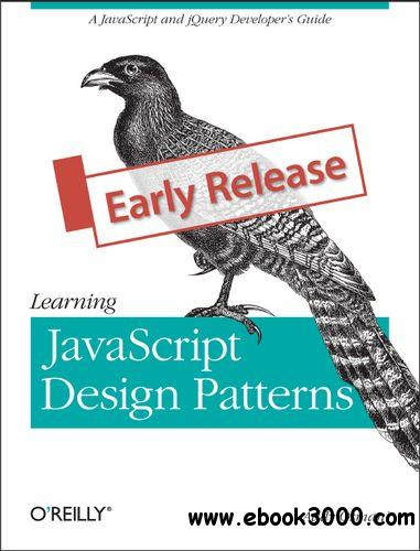 Learning javascript Design Patterns free download