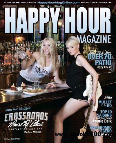 Happy Hour - May/June 2012 free download