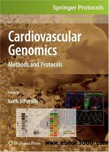 Cardiovascular Genomics: Methods and Protocols free download