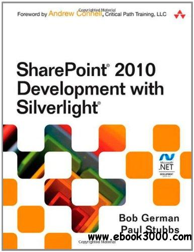 SharePoint 2010 Development with Silverlight free download