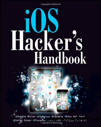 iOS Hacker's Handbook free download