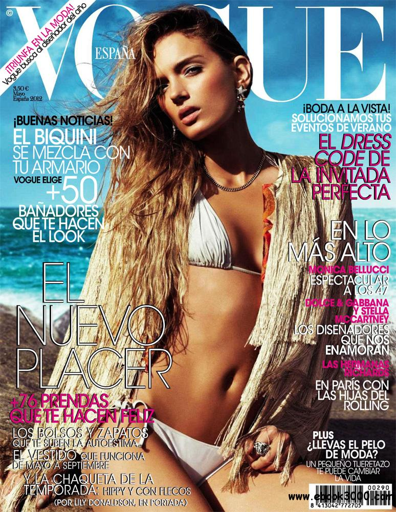 Vogue Mayo 2012 (Spain) free download