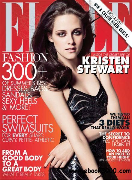 ELLE - June 2012 / United States free download