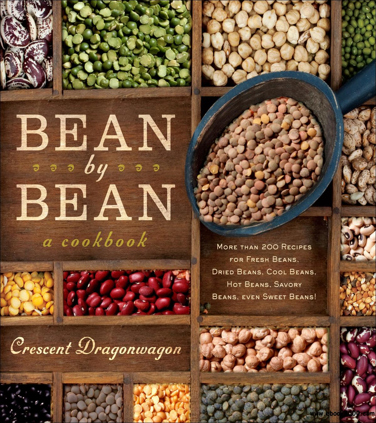 Bean By Bean: A Cookbook free download