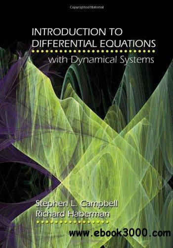 Introduction to differential equations with dynamical systems free introduction to differential equations with dynamical systems fandeluxe Images