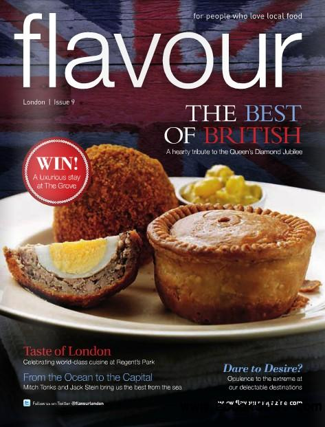 Flavour London - Issue 9, 2012 free download