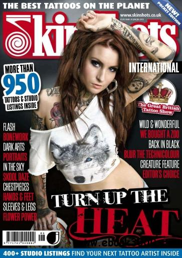 Skin Shots - June/July 2012 free download