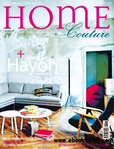 Home Couture #08 - Summer 2012 free download