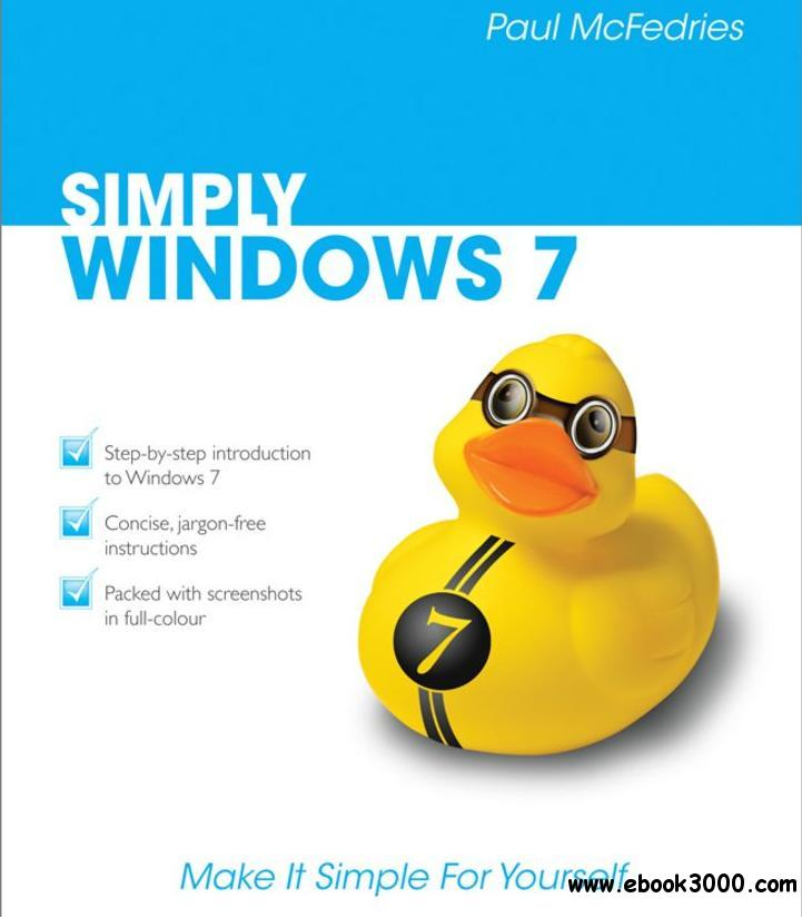 SIMPLY Windows 7 by Paul McFedries free download