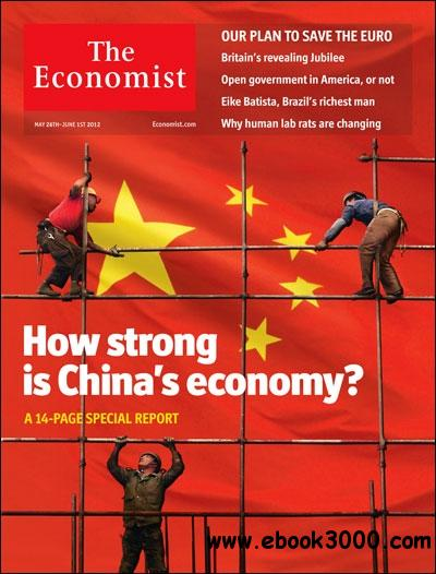 The Economist Audio Edition - May 26th - June 1st 2012 free download