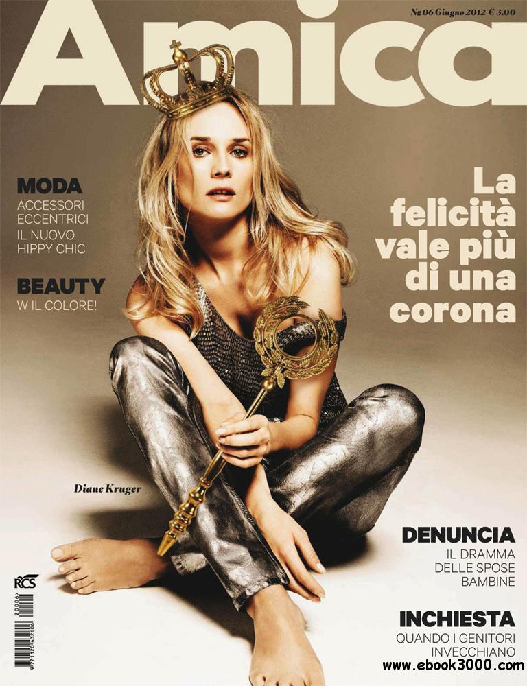 Amica Giugno 2012 (Italy) free download