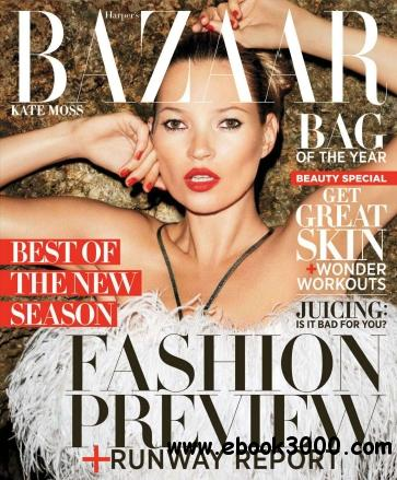 Harper's Bazaar USA - June/July 2012 free download