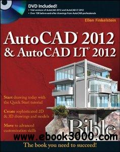 AutoCAD 2012 and AutoCAD LT 2012 Bible free download