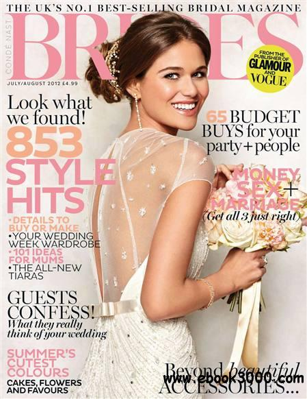Brides - July/August 2012 free download
