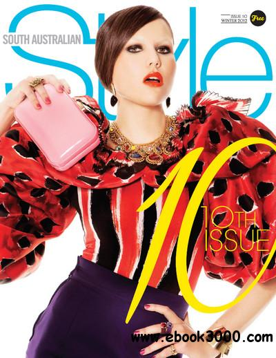 South Australian Style #10 - Winter 2012 free download