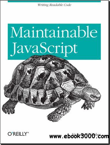 Maintainable javascript free download