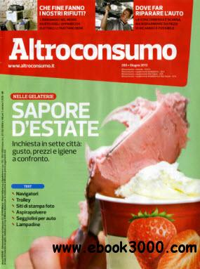 AltroConsumo N.260 - Giugno 2012 free download