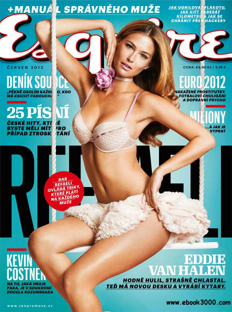 Esquire June 2012 (Czech Republic) free download