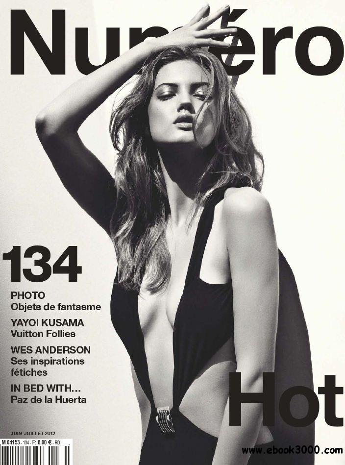 Numero Magazine 134 - Juin-Juillet 2012 free download