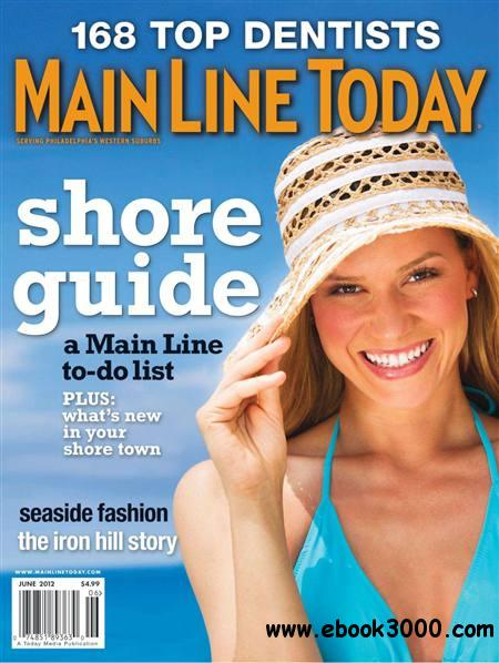 Main Line Today - June 2012 free download