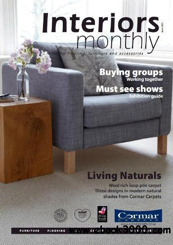 Interiors Monthly - June 2012 free download