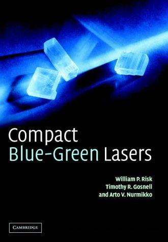 Compact Blue-Green Lasers free download