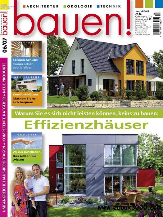 Bauen - Juni/Juli 2012 free download