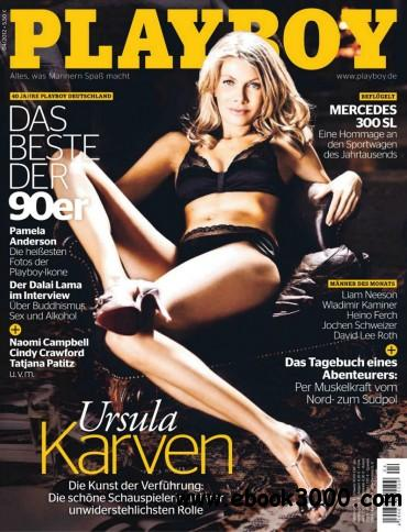 Playboy Germany - April 2012 free download
