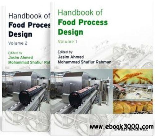 Handbook of Food Process Design free download