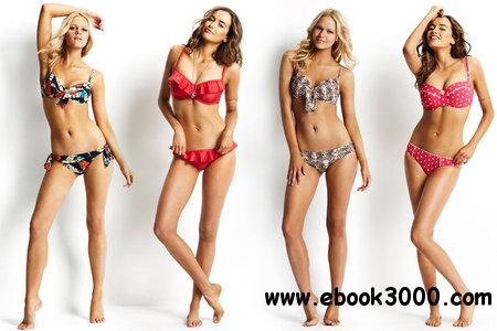 Seafolly High Summer 2012 Women's LookBook free download