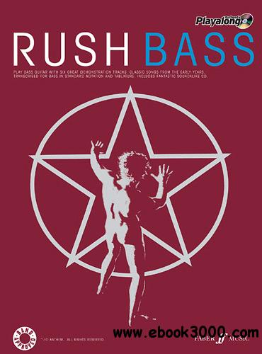 Rush (Authentic Playalong Bass/CD) free download