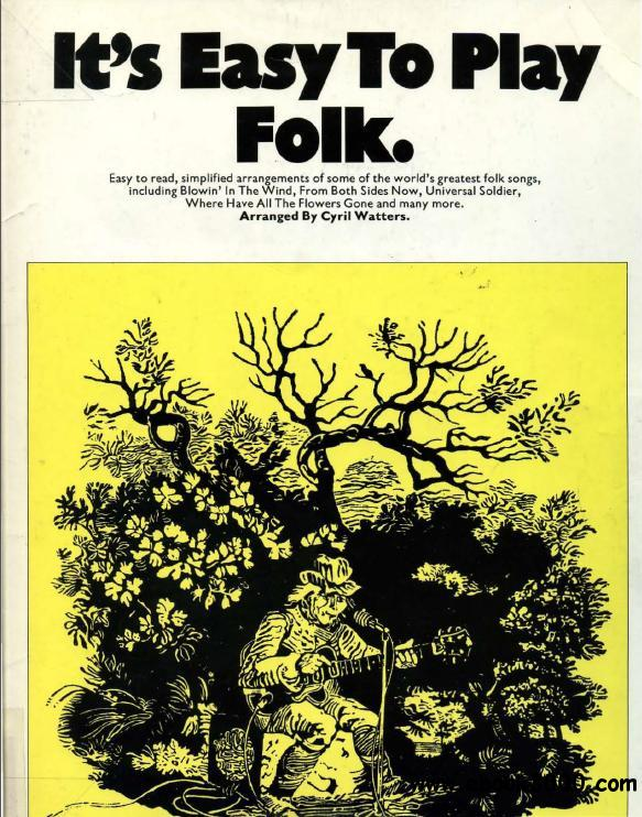 It's Easy To Play Folk free download