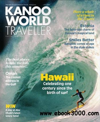 Kanoo World Traveller - June 2012 free download