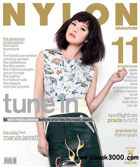 Nylon - June/July 2012 / Singapore free download