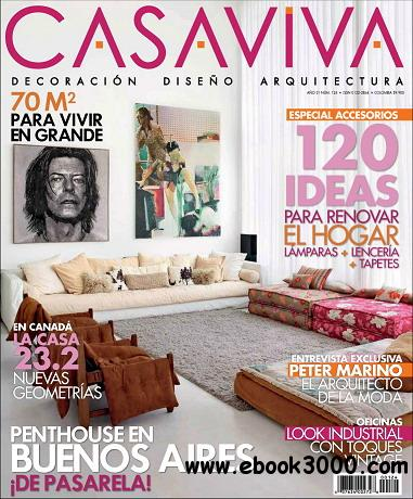 Casaviva Decoracion Magazine April 2012 download dree