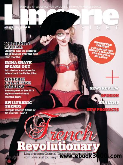 Lingerie Insight Magazine June 2012 free download