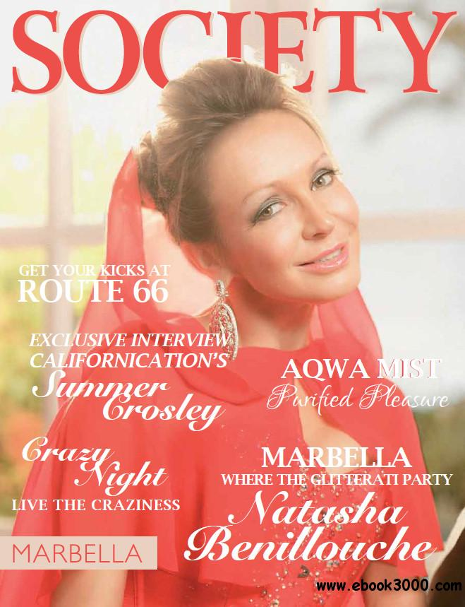 Society Marbella - July 2012 free download