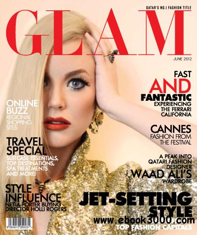 GLAM Magazine - June 2012 free download