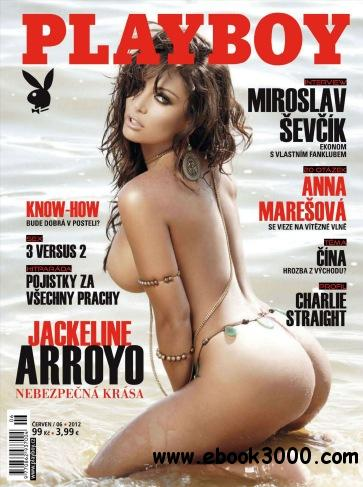 Playboy Czech - June 2012 free download