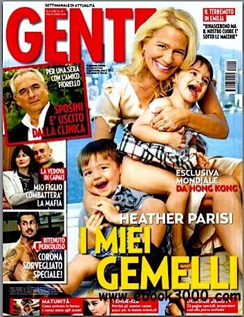 GENTE N.24 - 12 Giugno 2012 free download