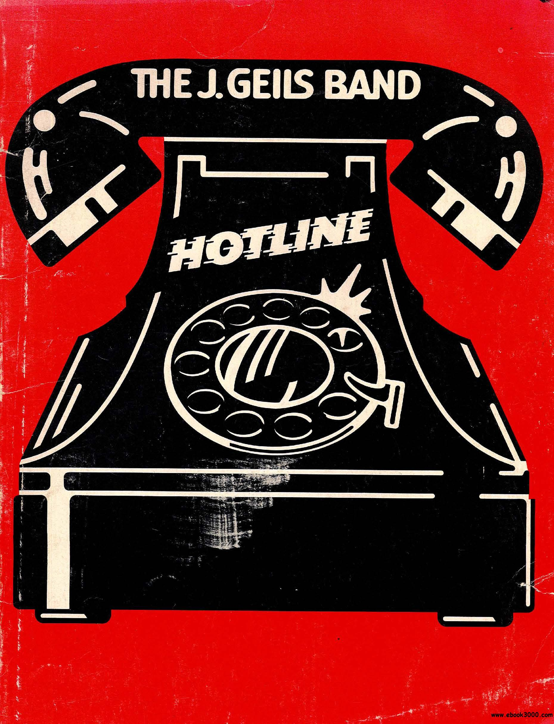 The J. Geils Band - Hotline free download